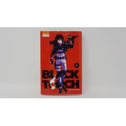 Black Torch  Tome 1  Ki-oon