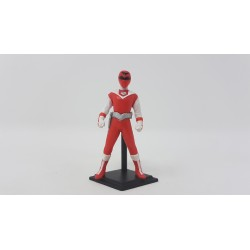 Bioman 2 force rouge  Maskman