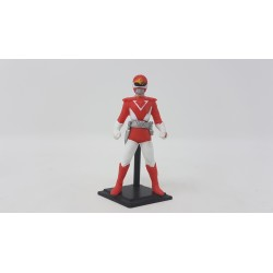 Bioman force rouge Jetman