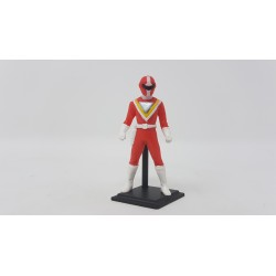 Bioman force rouge  Fiveman