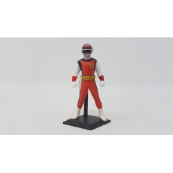 Bioman force  rouge   Flashman