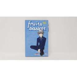 Fruits Basket tome 2 delcourt