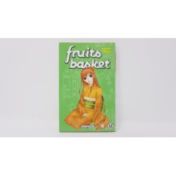 Fruits Basket tome 12 delcourt