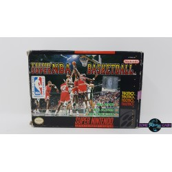 Tecmo Super NBA Basketball...
