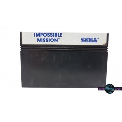 Impossible Mission   sega...