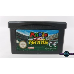 Mario Power Tennis game boy...