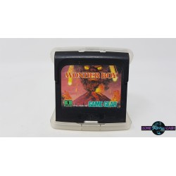 Wonder Boy sega Game Gear