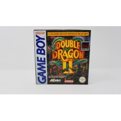 double dragon II  game boy