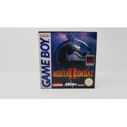 mortal kombat  II   game boy