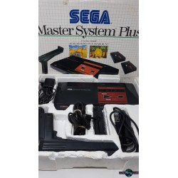 Console  Master System  Plus