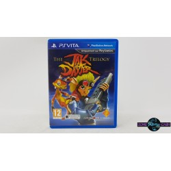The Jak and Daxter Trilogy...
