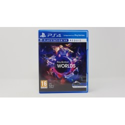 PlayStationVR Worlds ps vr ps4