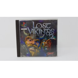 The Lost Vikings 2 psx