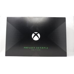 console xbox one project...