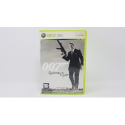 007  Quantum of Solace xbox...