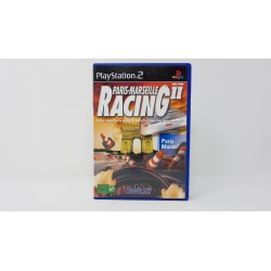 paris-marseille racing II ps2