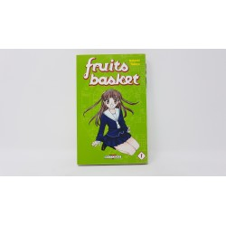 Fruits Basket tome 1 delcourt