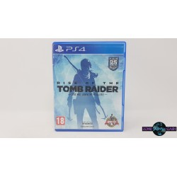 Rise of the Tomb Raider...