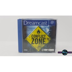 Conflict Zone Dreamcast