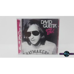 David Guetta - One Love  cd...