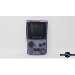 Console game boy color...