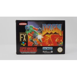 DOOM super nintendo