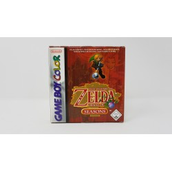 the legend of zelda oracle...
