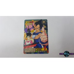 carte dragon ball Z bientot...