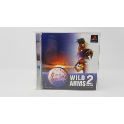 Wild ARMS 2  psx (import...