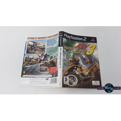 jaquette Playstation 2 ATV...