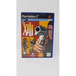 XIII le jeu video ps2